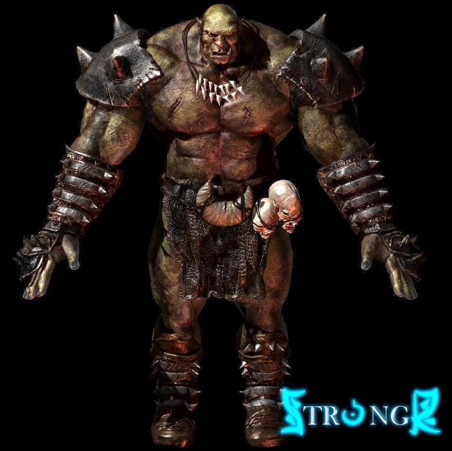 StrongR jogo
