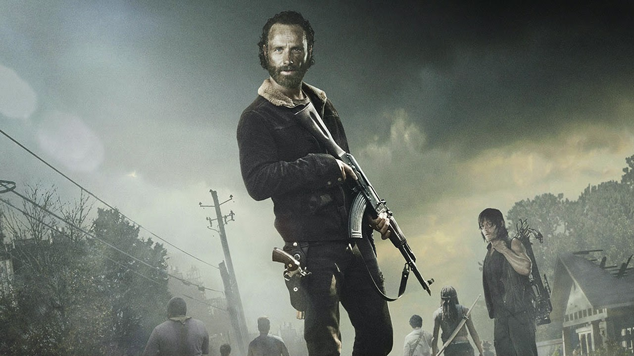 the walking dead 5 temporada