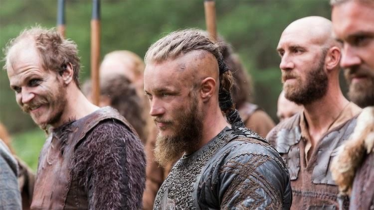 Vikings terceira temporada