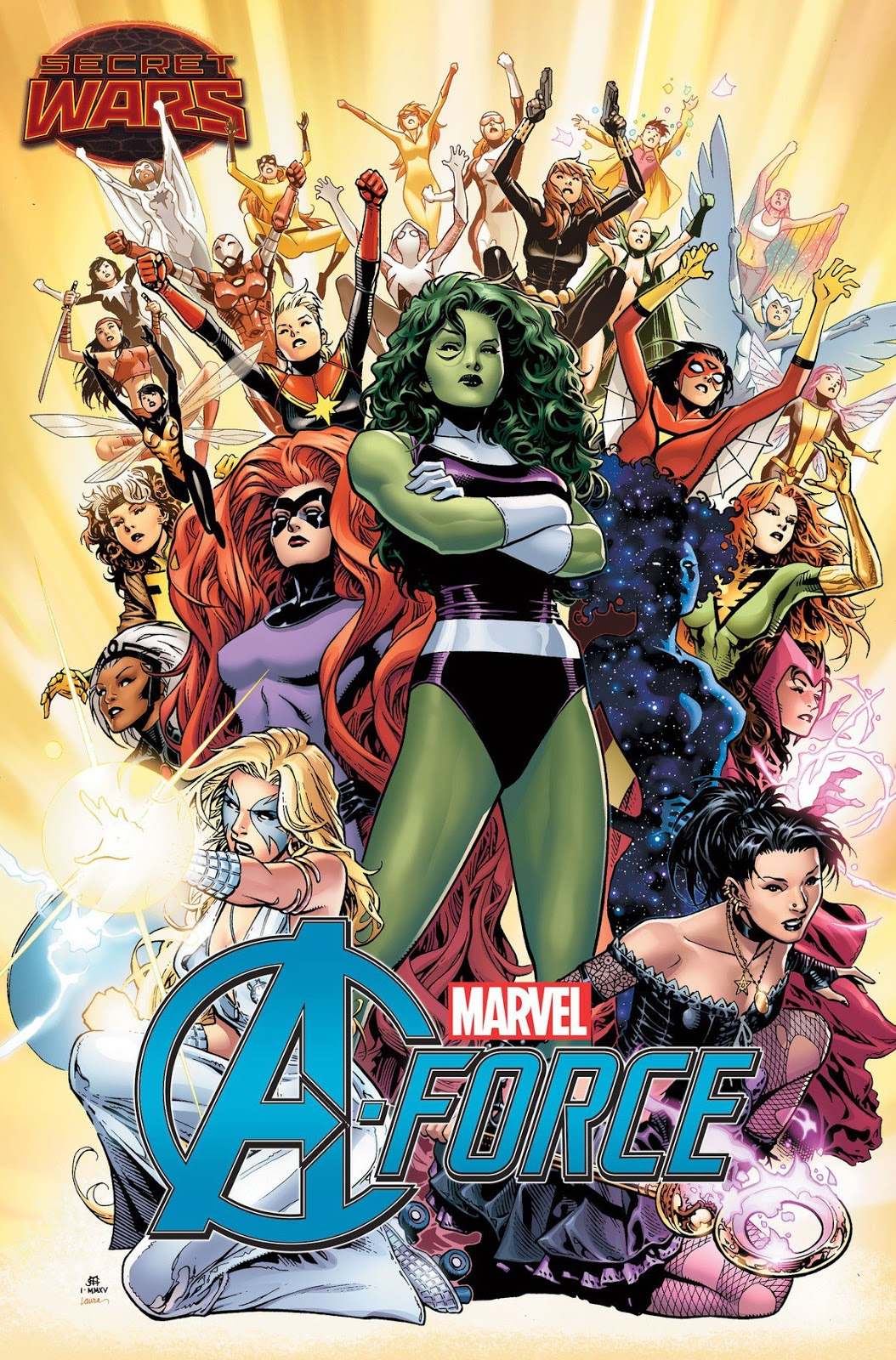 A-Force Marvel