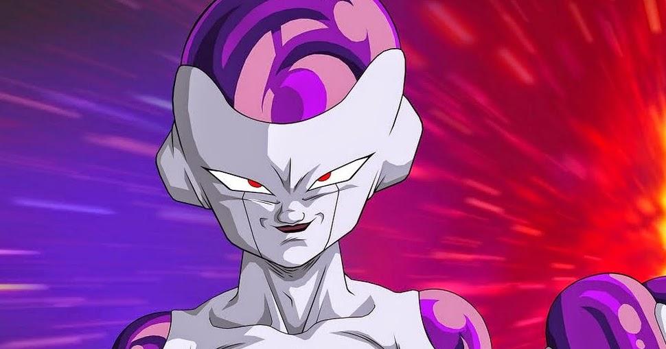maquiagem Freeza Dragon Ball