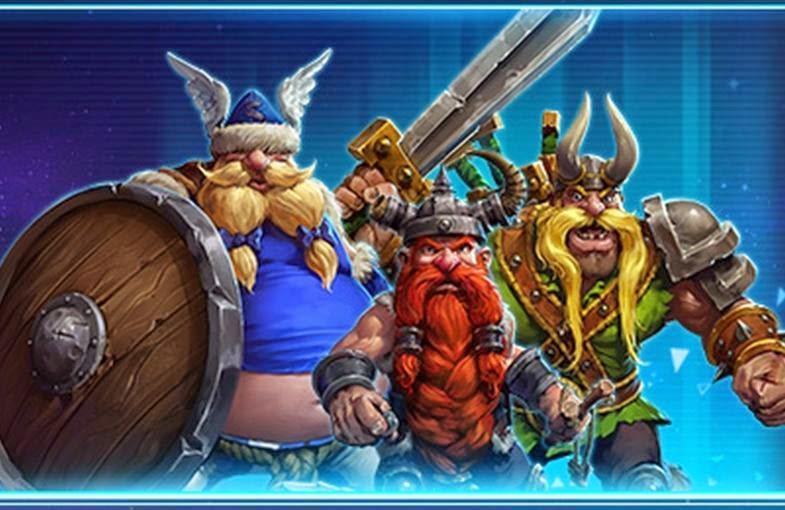 lost vikings heroes of the storm