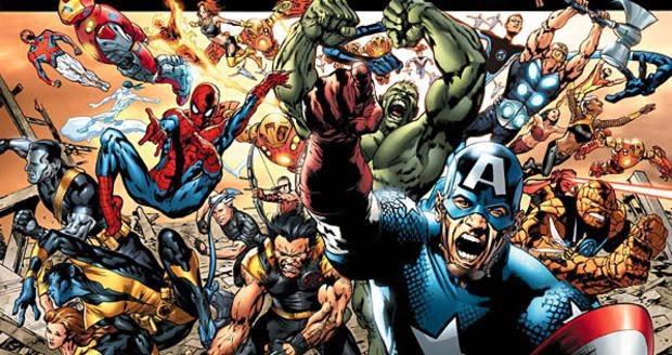 Todos os Vingadores