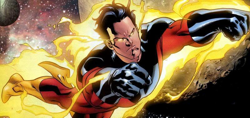 Vulcano Marvel Comics