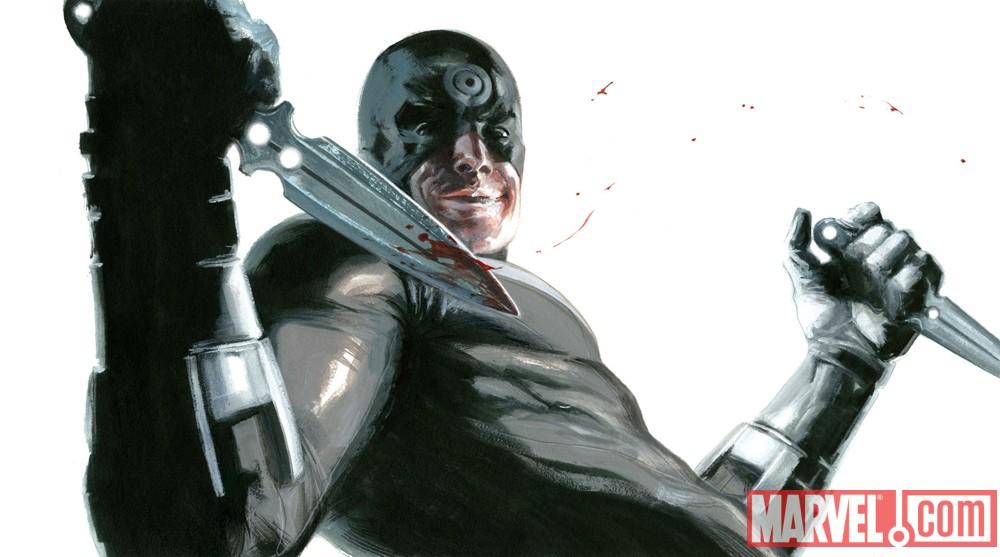 Mercenario Marvel Comics