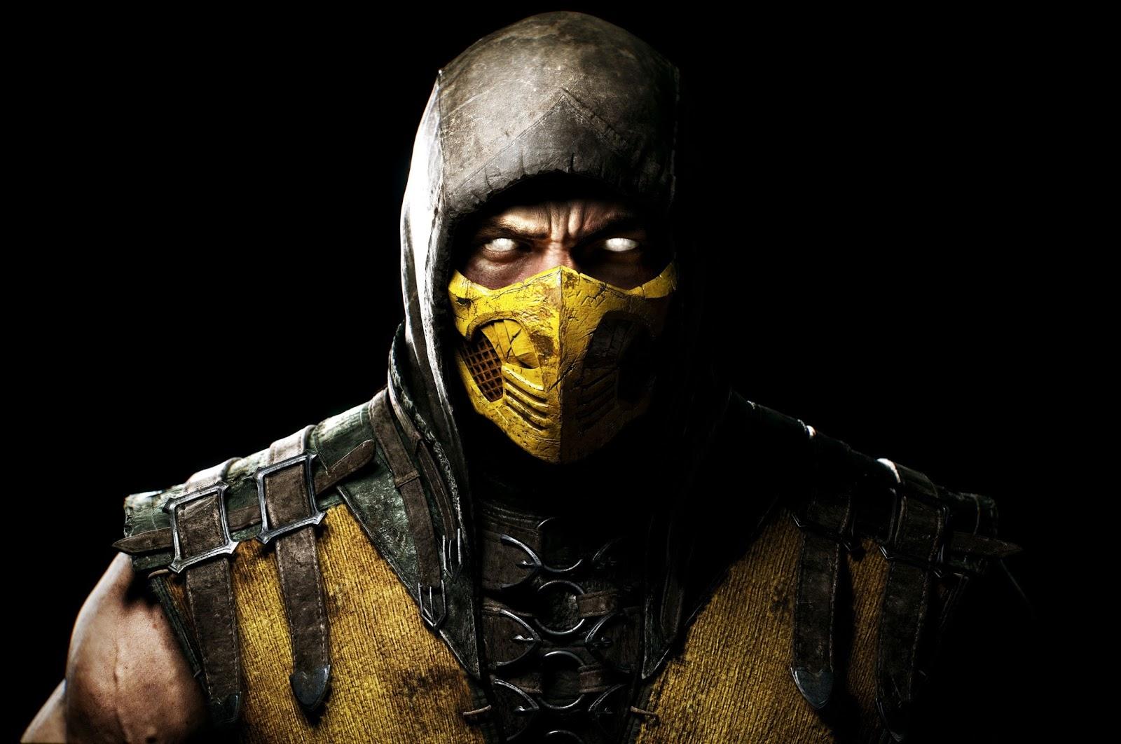 Mortal Kombat real fatalities