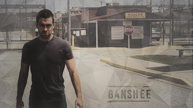 Banshee serie