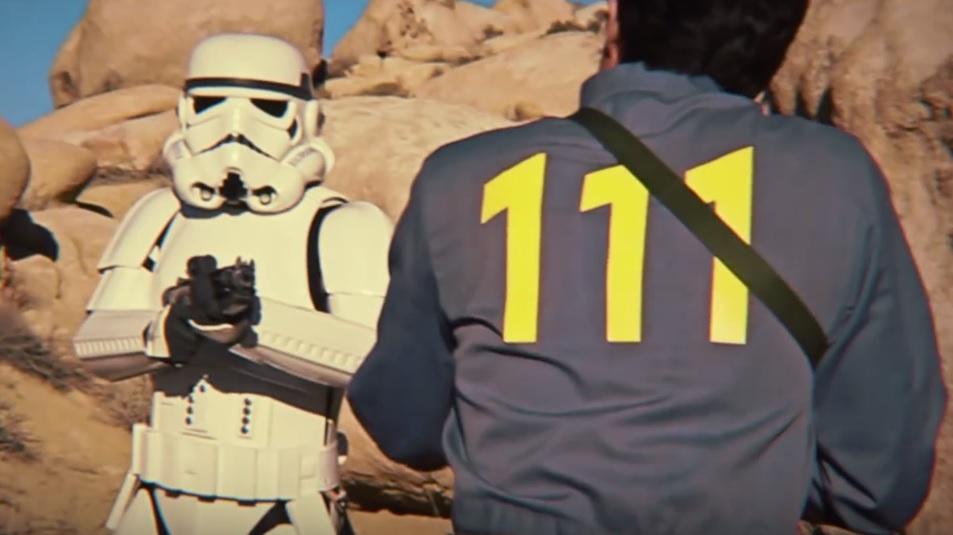 Star Wars Batlefront vs Fallout 4