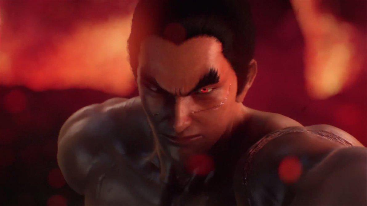 Kazuya Tekken