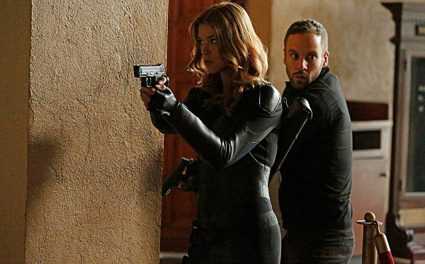 Agents of SHIELD Harpia