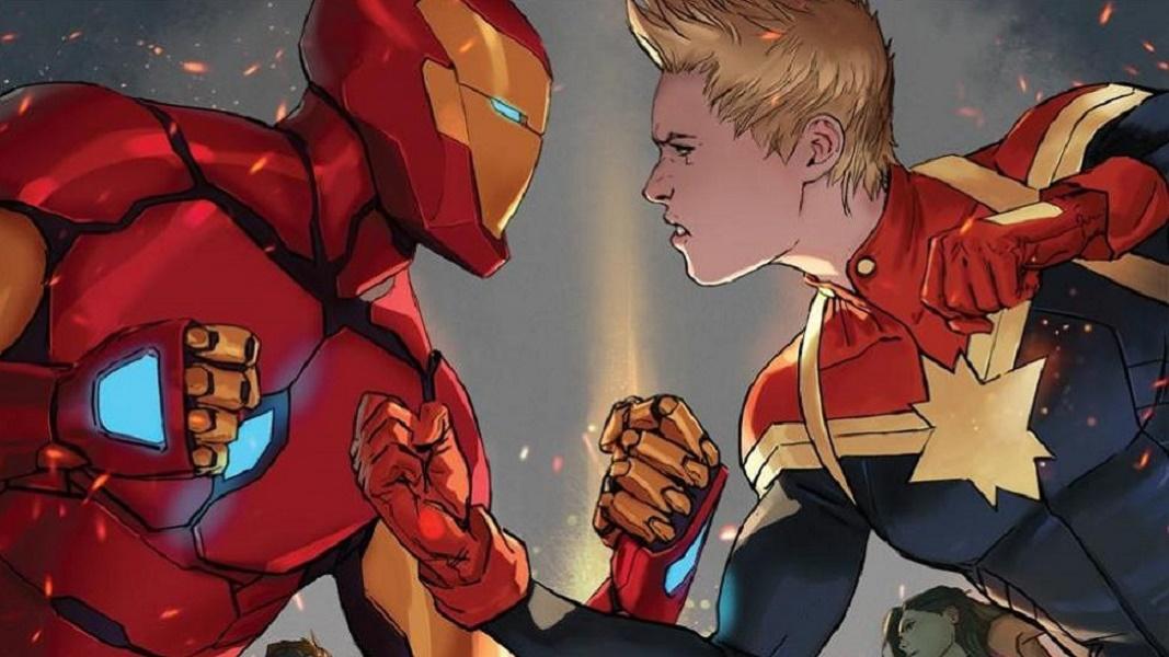 Marvel Comics Guerra Civil II