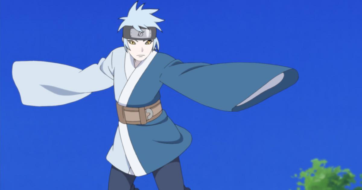 Mitsuki Boruto Naruto