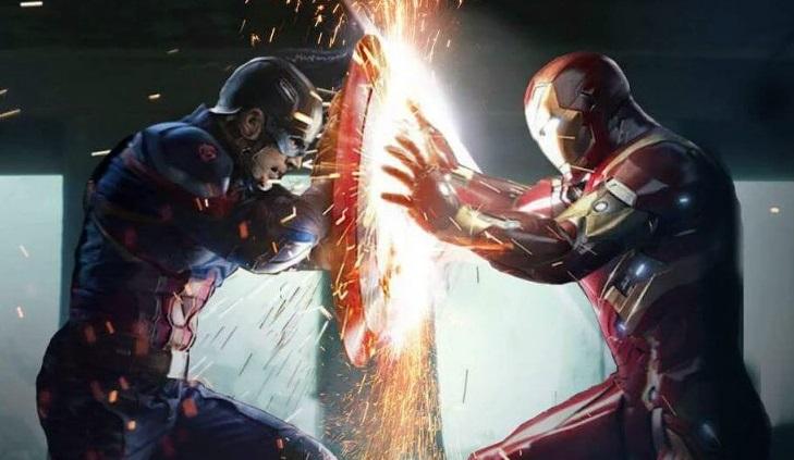 Capitão América guerra civil