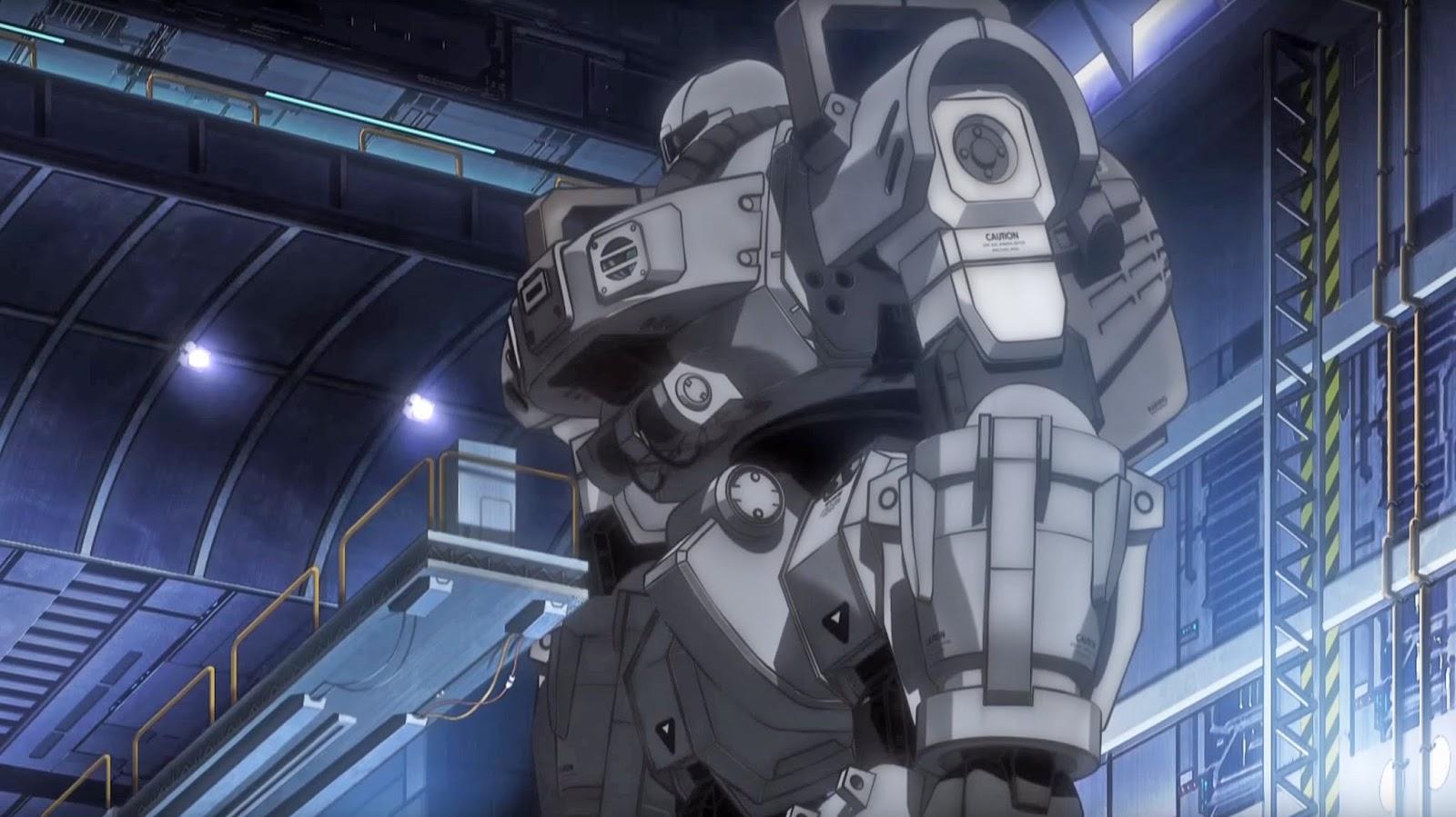 Gundam The Origin III Dawn of Rebellion