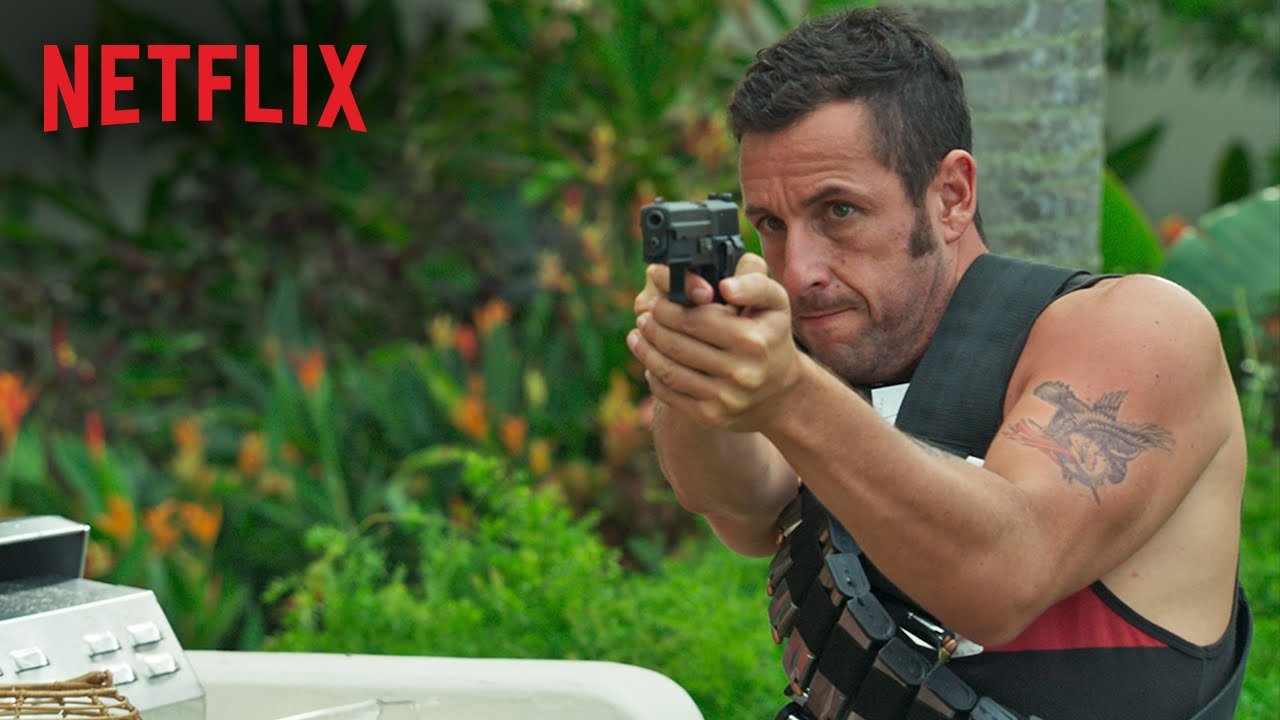 Zerando a Vida Netflix Adam Sandler