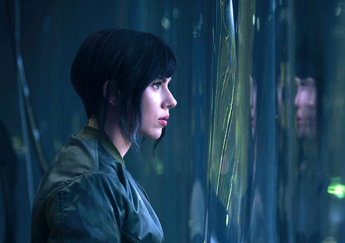 Ghost In The Shell filme