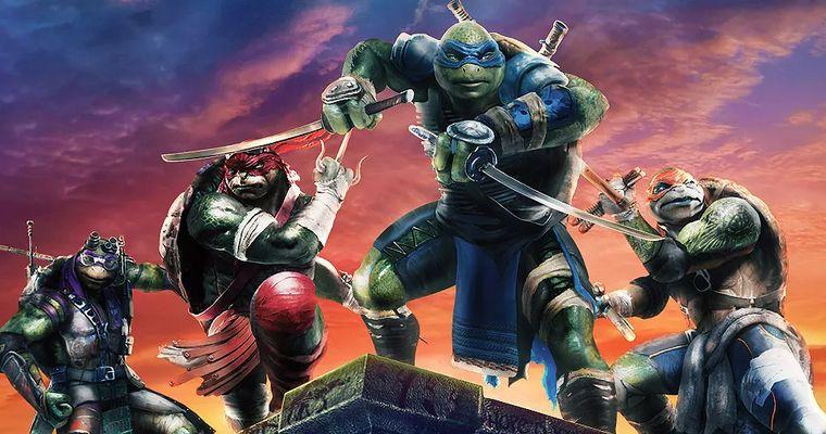 As Tartarugas Ninja 2 Fora das Sombras