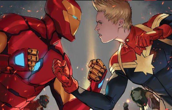 Marvel Guerra Civil 2