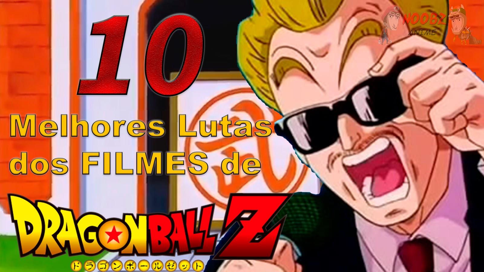 Melhores Lutas Dragon Ball Z