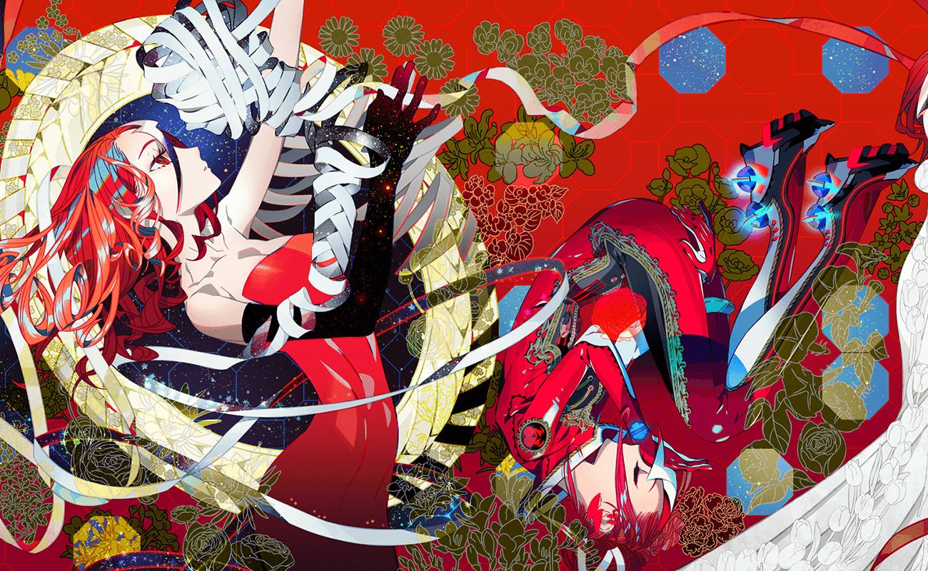 Zaregoto anime
