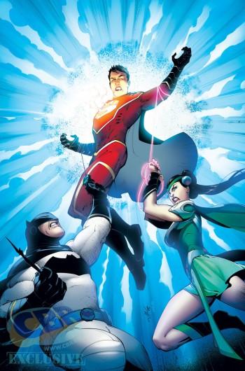 New Super-Man DC Comics
