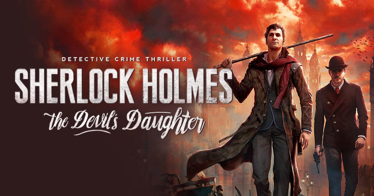 Sherlock Holmes The Devils Daughter
