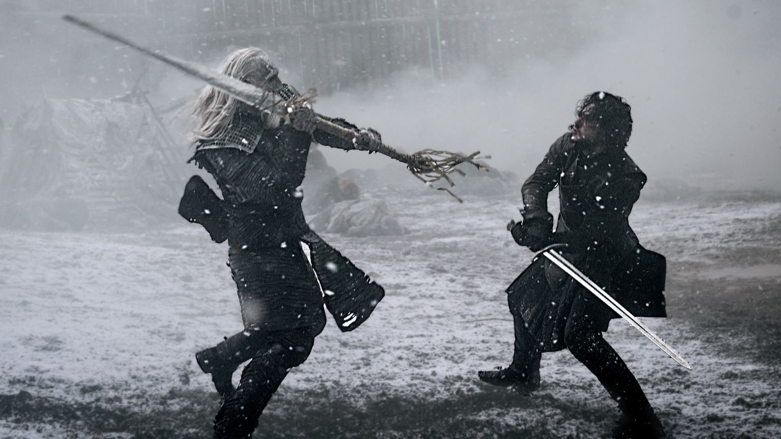 The Battle of Winterfell Game of Thrones