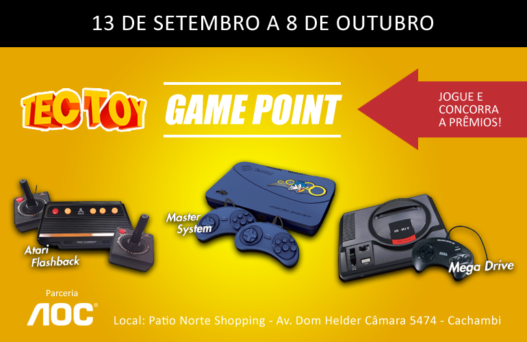 Game Point Tec Toy
