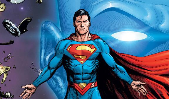 Doomsday Clock DC Comics