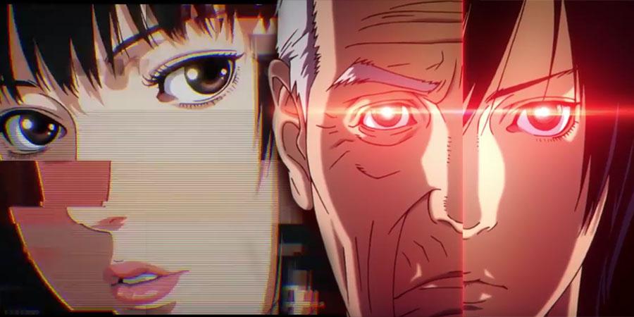 Inuyashiki anime