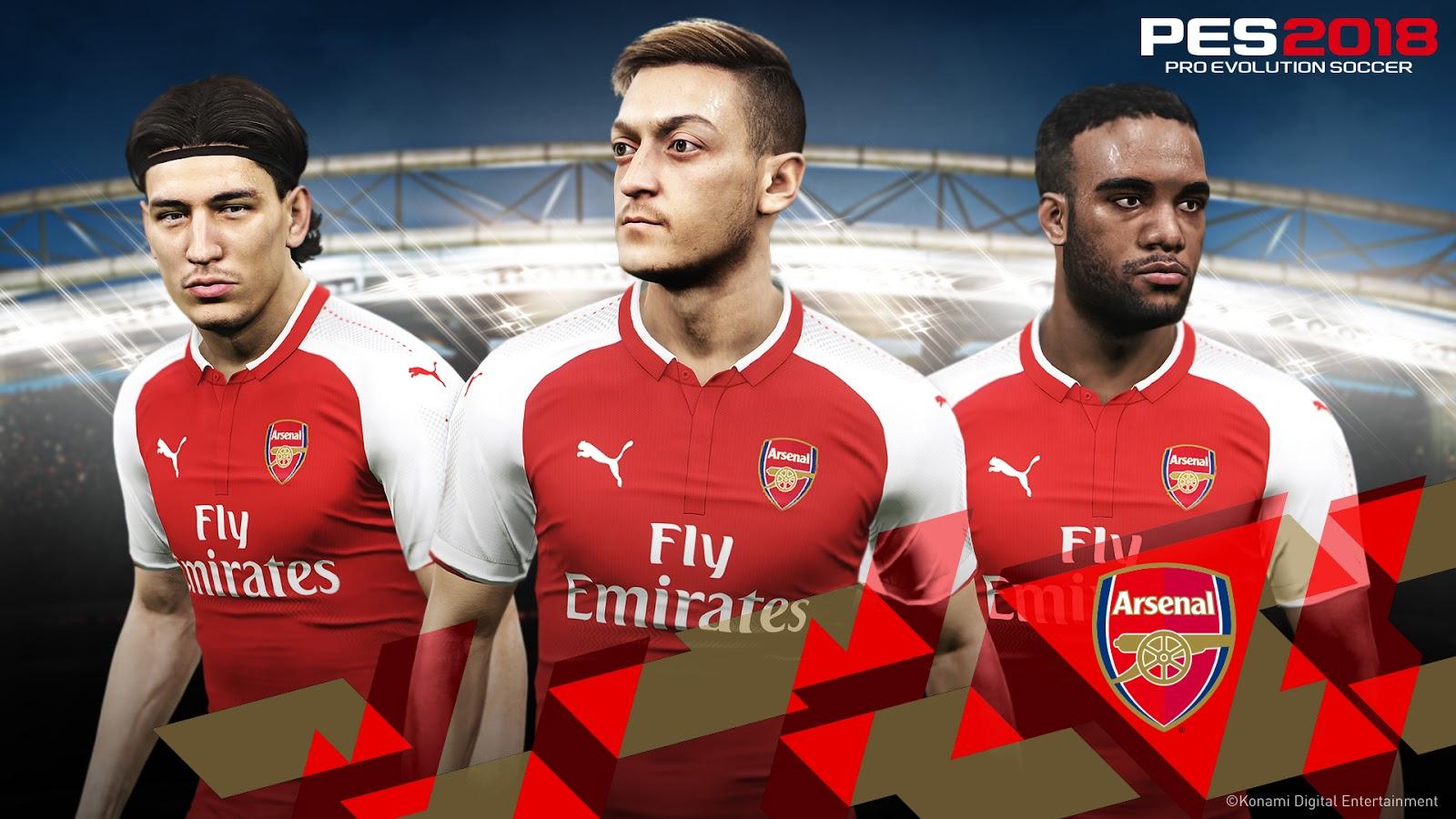 Konami Arsenal