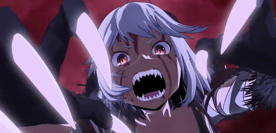 Killing Bites anime