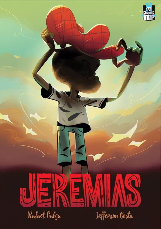 CCXP - Comic Con Experience 2017 graphics MSP Jeremias