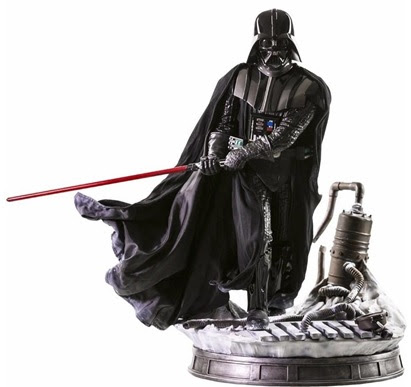 Darth Vader Iron Studios action figure