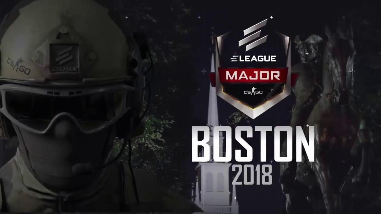 ELEAGUE Major: Boston