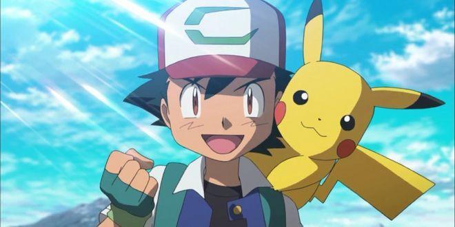 Pokémon, o filme: Eu escolho você
