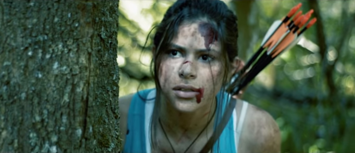 Tomb Raider Survival fan film