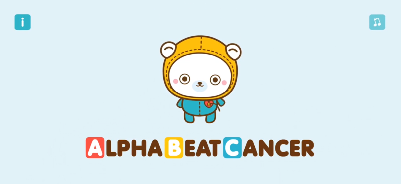 Alpha Beat Cancer game
