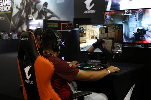 Brasil Game Show confirma Gigabyte em sua 11ª edição