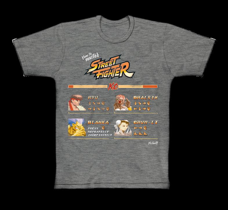 Piticas Street Fighter