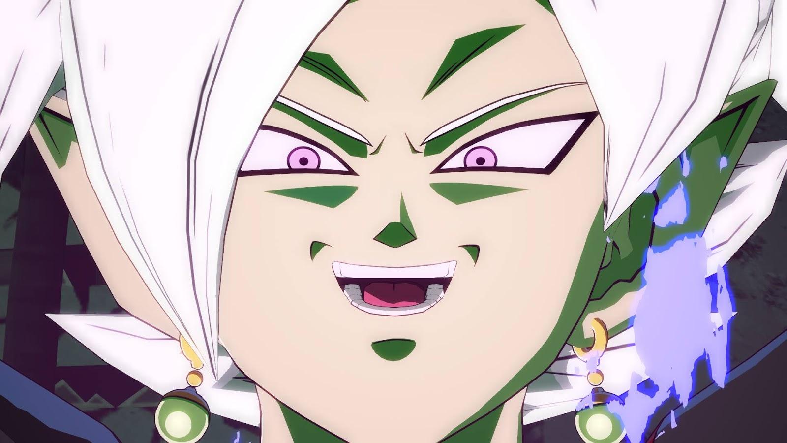 Dragon Ball FighterZ Zamazu