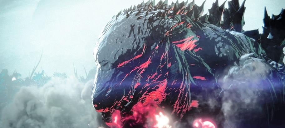 Godzilla The City Mechanized for the Final Battle