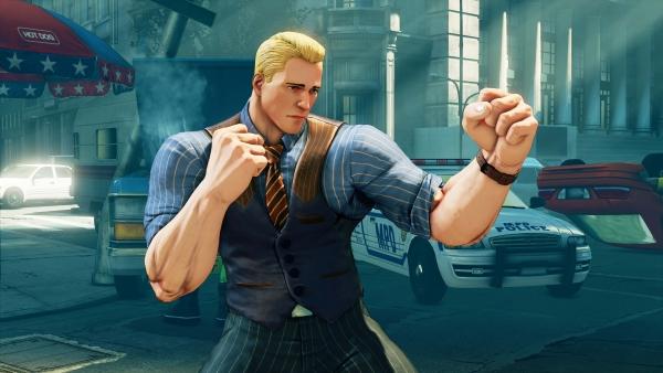 Street Fighter 5 Arcade Edition Cody