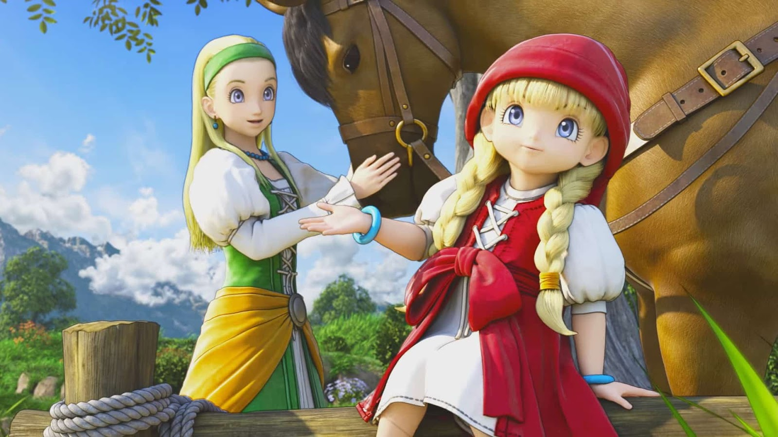 Dragon Quest XI: Echoes of An Elusive Age
