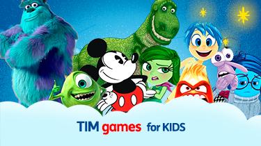 TIM Games for Kids