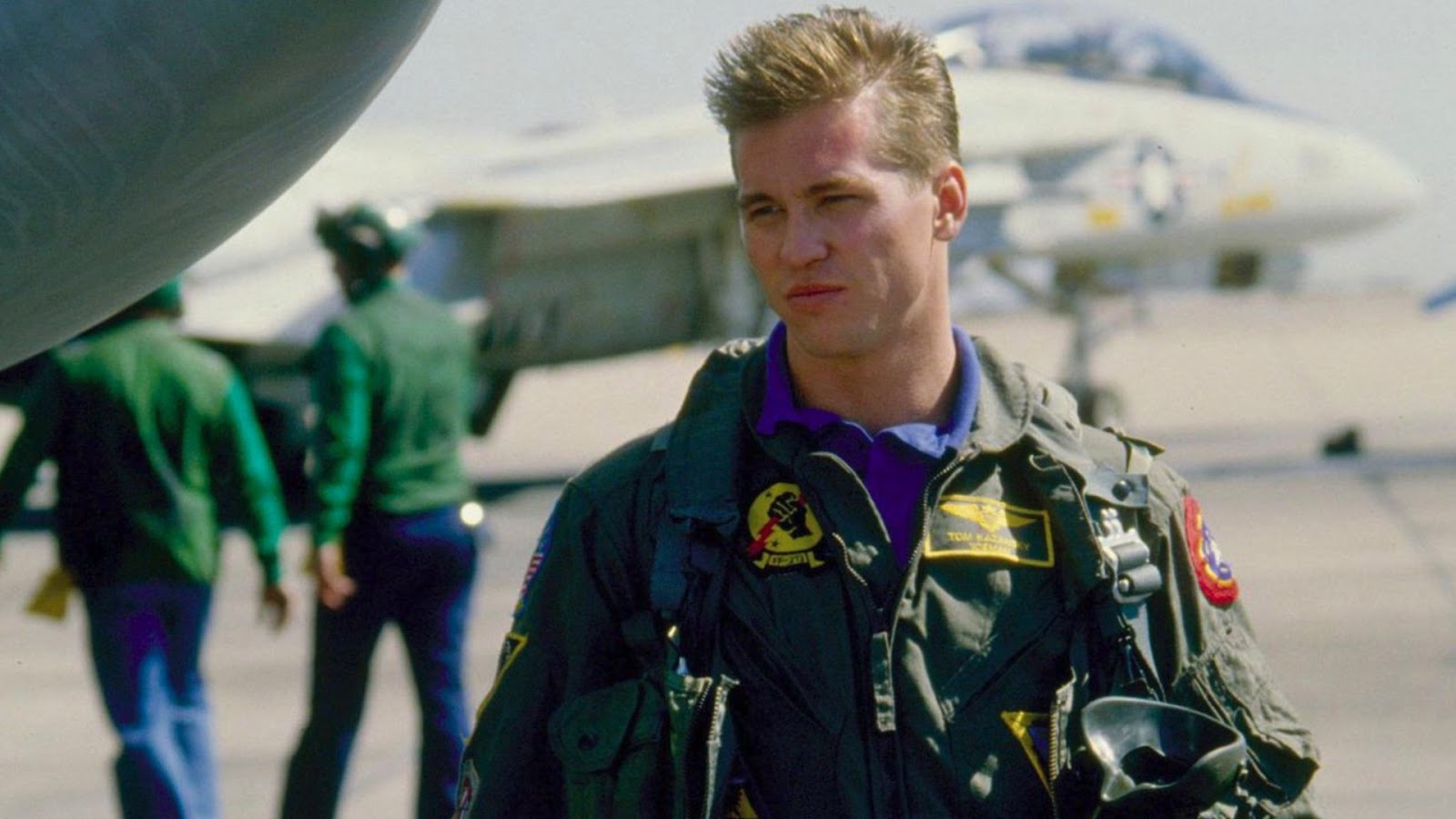 Top Gun Maverick Val Kilmer