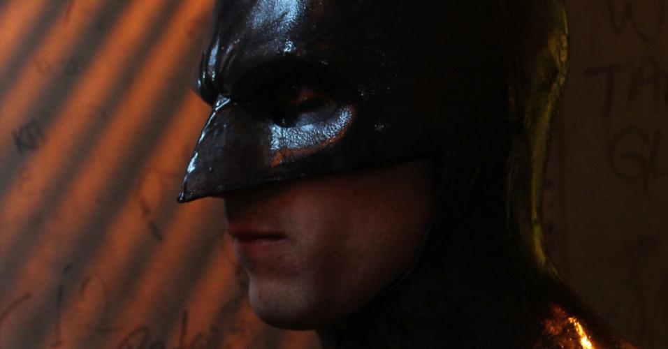 Um Conto de Batman: na Psicose do Ventríloquo