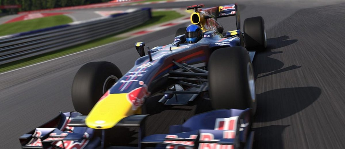 F1 2018 game