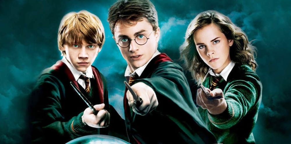 Glovo Harry Potter