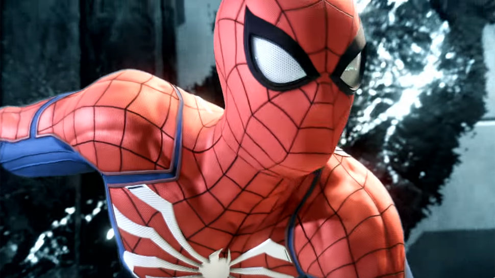 Homem-Aranha Playstation 4